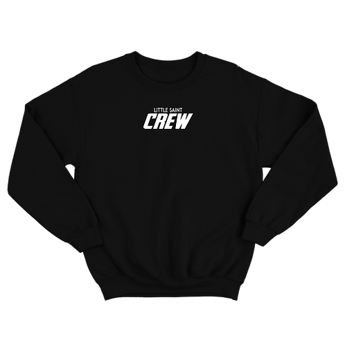 Little Saint Crew Sweatshirt