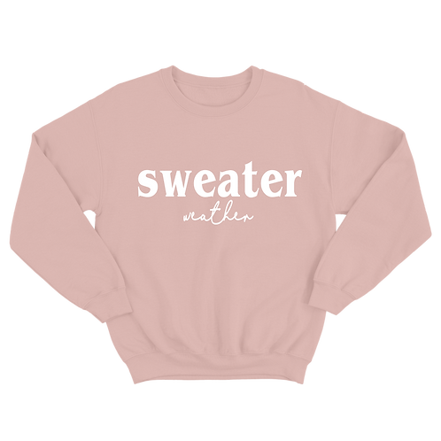 Sweater Weather Sweater