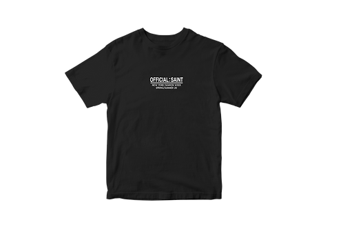 Official Saint T-Shirt S/S