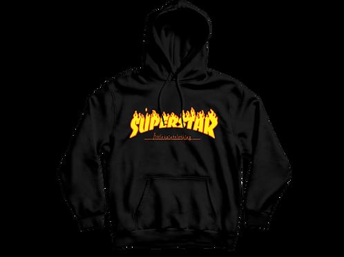 Superstar Flame Hoodie