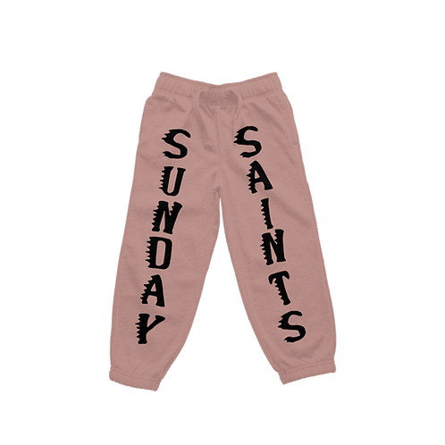 Seb x Littlesaint Holy Saint Sweatpants