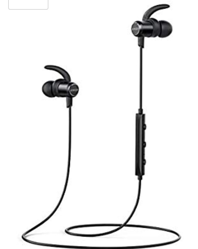 wireless in ear headphones Anker