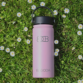 vacuum insulated water bottle keeps drinks warm up to 12 hours and cold up to 24 hours