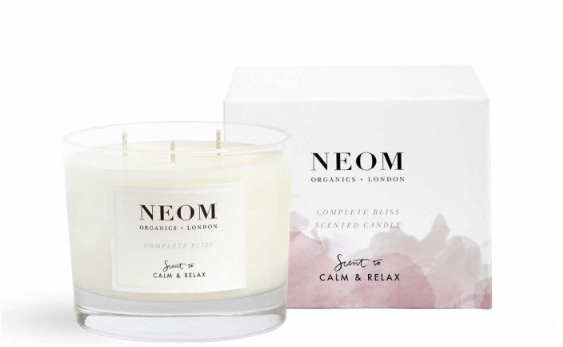 Scent to calm and relax Neom