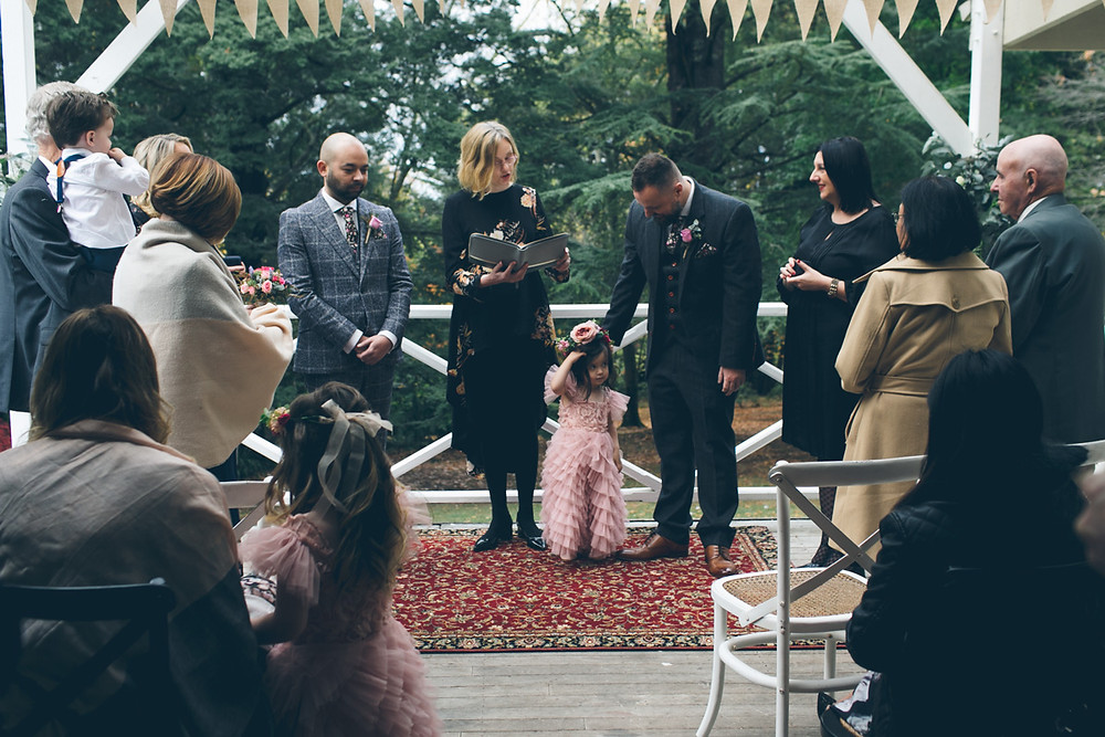 Michael & Will's same sex wedding ceremony in Melbourne
