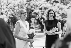 Fitzroy Garden Wedding by Civil Celebrant
