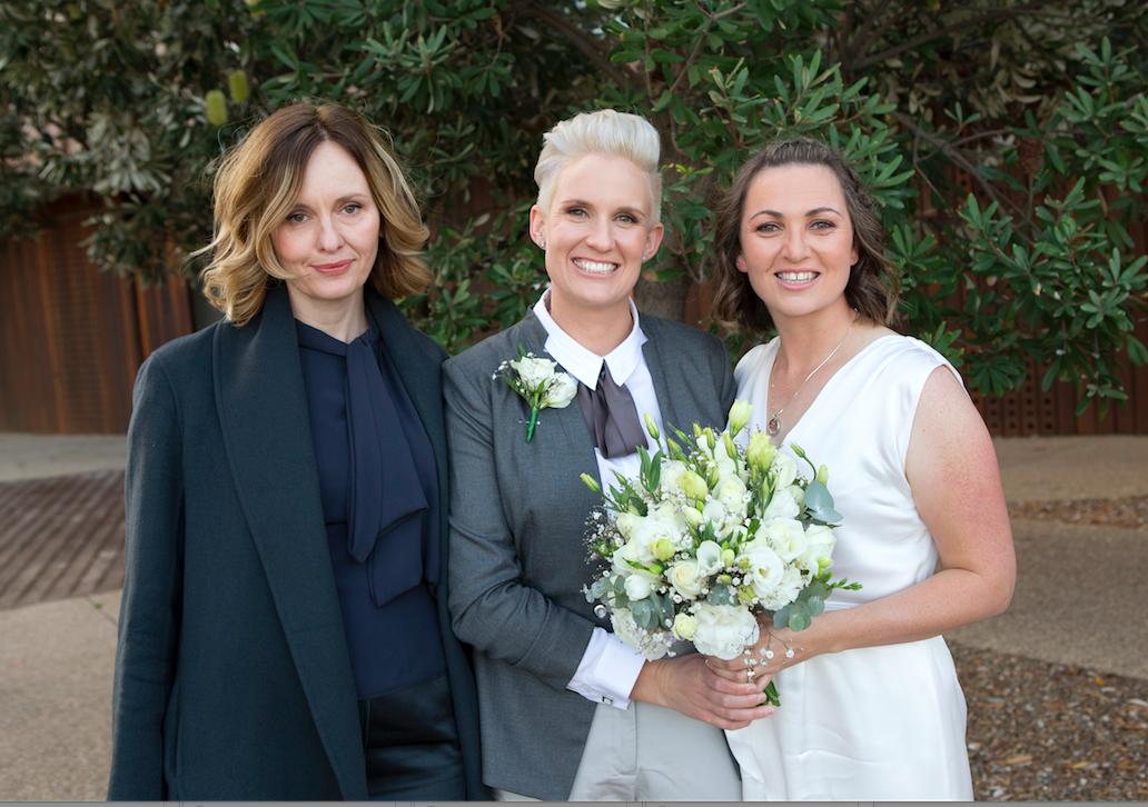 Celebrating Marriage Equality