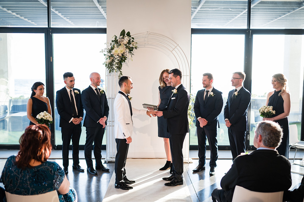 Husband & Husband, LGBTIQA+ wedding ceremonies - traditional or more personal?