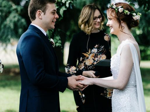 Award for Best Wedding DIY Ever! (according to Melbourne Celebrant!)