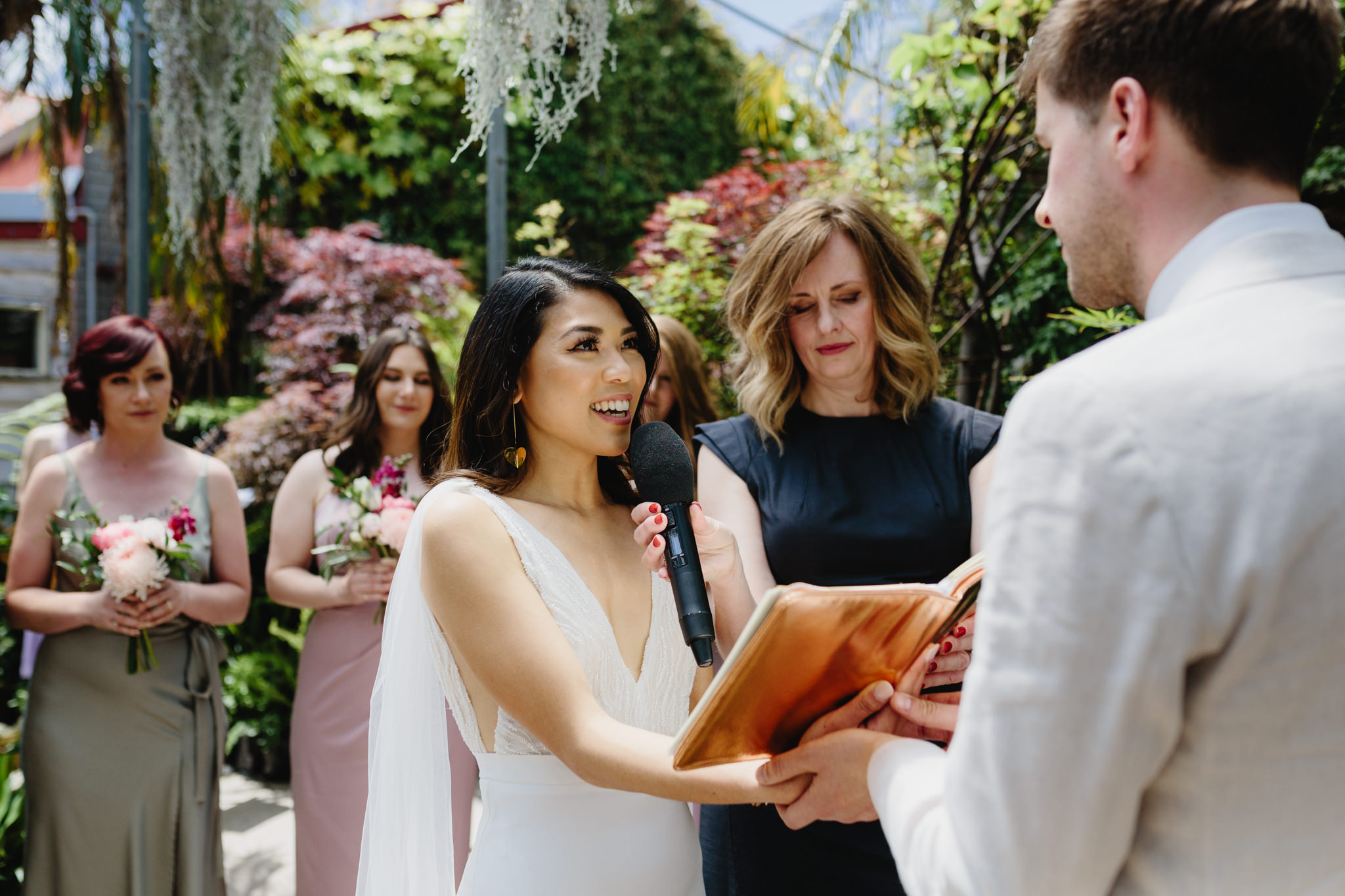 Personal wedding vows are important for Melbourne weddings