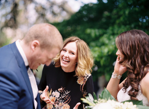 "'The Best Wedding Vows & How To Write Them"" by Melbourne Celebrant"