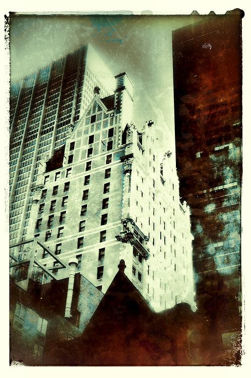 Manhattan, New York 2012