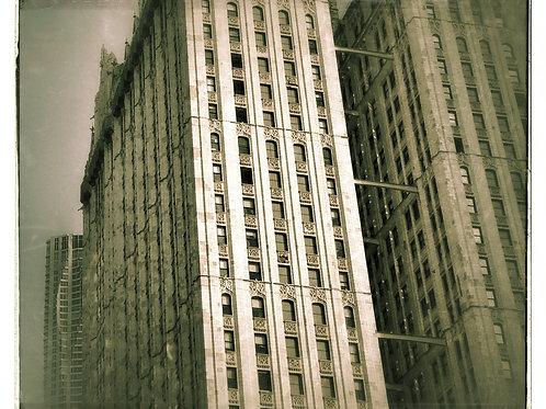 Wool Worth Building, New York City. 2011