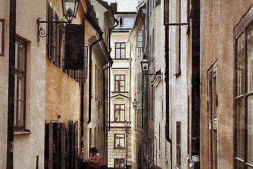 Gamla Stan, Stockholm, Sweden 2014