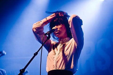 Mujer Música Artista