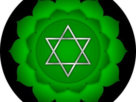4e Chakra: het hart Chakra of Anahata Chakra