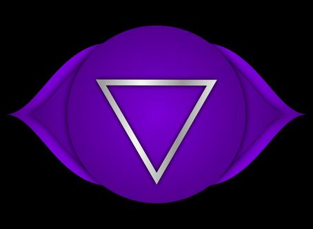 Het 6e Chakra: Ajna chakra, het 3e oog of voorhoofdschakra