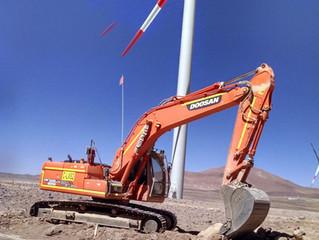 Región de Antofagasta: Taltal contará con el parque eólico más grande de América Latina