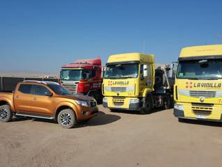 Renovación de flota impulsa venta de camiones y anotan su mejor agosto desde 2013