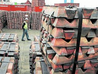 Aduanas intensifica fiscalización a embarques mineros para evitar errores que gatillen evasión