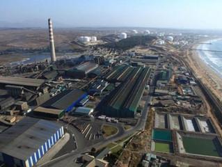 Codelco Ventanas logra la mayor producción de cátodos en su historia