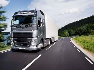 La línea motriz de Volvo Trucks es más eficaz