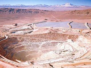 Minera Escondida decide no producir en caso de huelga
