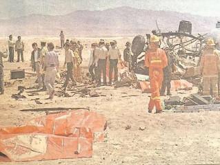 Se cumplieron 15 años en que murieron 17 trabajadores de Minera El Abra