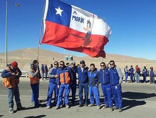 Trabajadores del Sindicato N°1 de Minera Escondida votaron a favor de la huelga