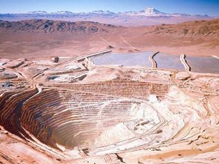 Mineras prevén mayor gasto en 2017 y dicen que metales industriales tocaron piso