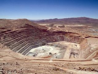 Escondida acusa efecto de huelga y pierde US$184 millones el primer trimestre