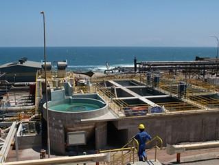 Codelco inició la licitación para construir y operar una planta desaladora en la Región de Antofagas