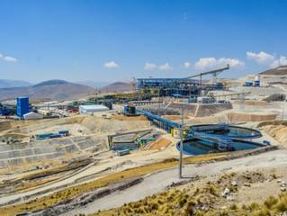Proveedores mineros ponen foco en Perú por alza explosiva de producción cuprífera