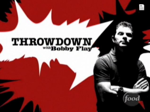 Bobby Flay Throwdown