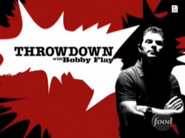 Bobby Flay Throwdown