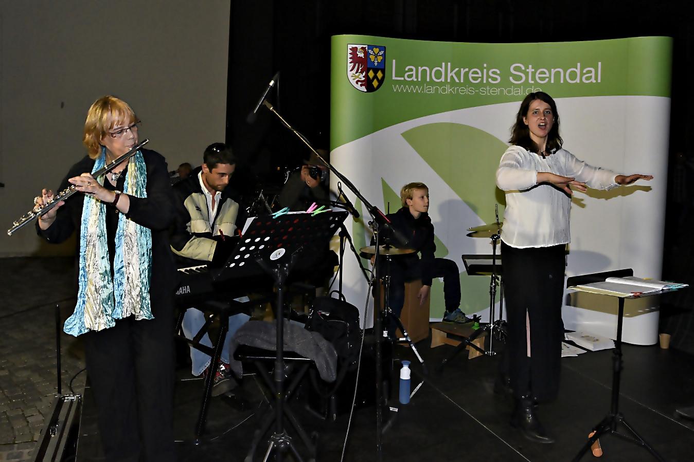 Stendal: musikalisches Ensemble