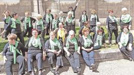 Chüttlitzer Frauenchor feiert runden Geburtstag. Altmark Zeitung 03.06.2016