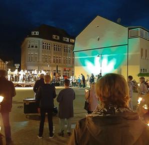 Offenes Singen in Osterburg
