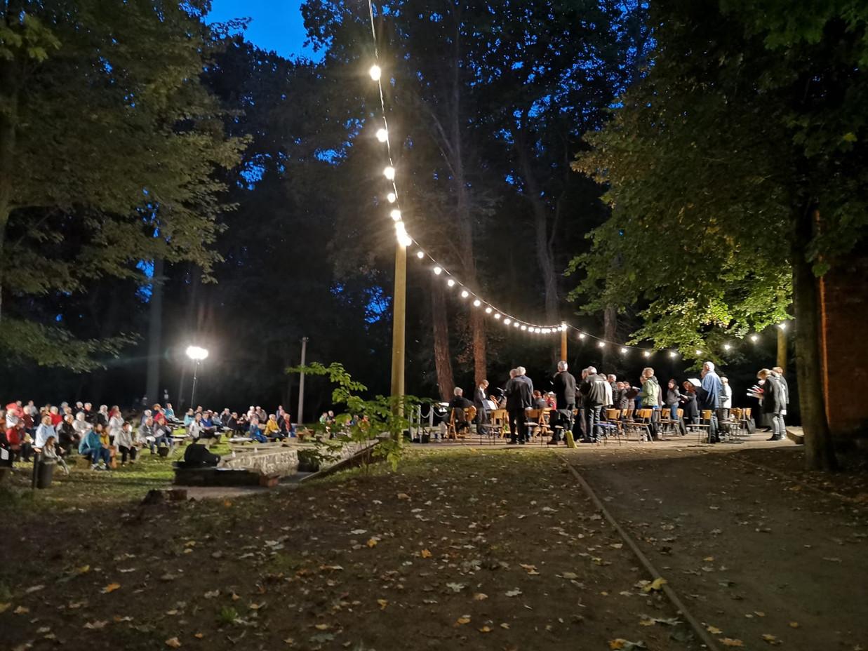 Beetzendorf singt im Park
