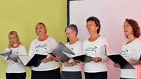 Der Singekreis Sanne eröffnete mit einigen Liedern das Museumsfest. Altmark Zeitung 22.09.2018. Foto: Schwarz