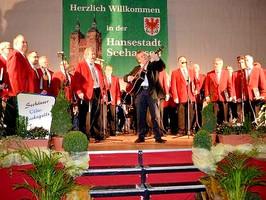 Männerchor wird 160 Jahre alt. Volksstimme 3. Juni 2016. Archivfoto: Astrid Mathis