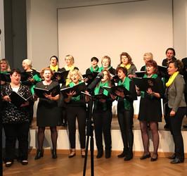 """""""Zaunkönige"""" gaben stimmungsvolles Konzert im Potsdam Museum. WIRTRAGEN. 31.10.2017"""