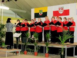 Gemischter Chor Concordia Salzwedel. Foto: unbekannt