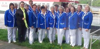 Frauenchor Arendsee: Singen im Chor - hält Körper und Geist fit!