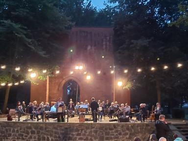 Beetzendorf - Chöre und Instrumentalisten unter Leitung von Kantorin Cornelia Jung