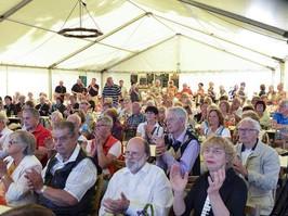 Frauenchor beschreitet neue Wege.  Volksstimme 13.06.2016. Foto: Oliver Becker.