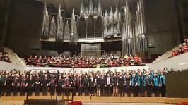 Jugendchor im Leipziger Gewandhaus. 8.12.2018