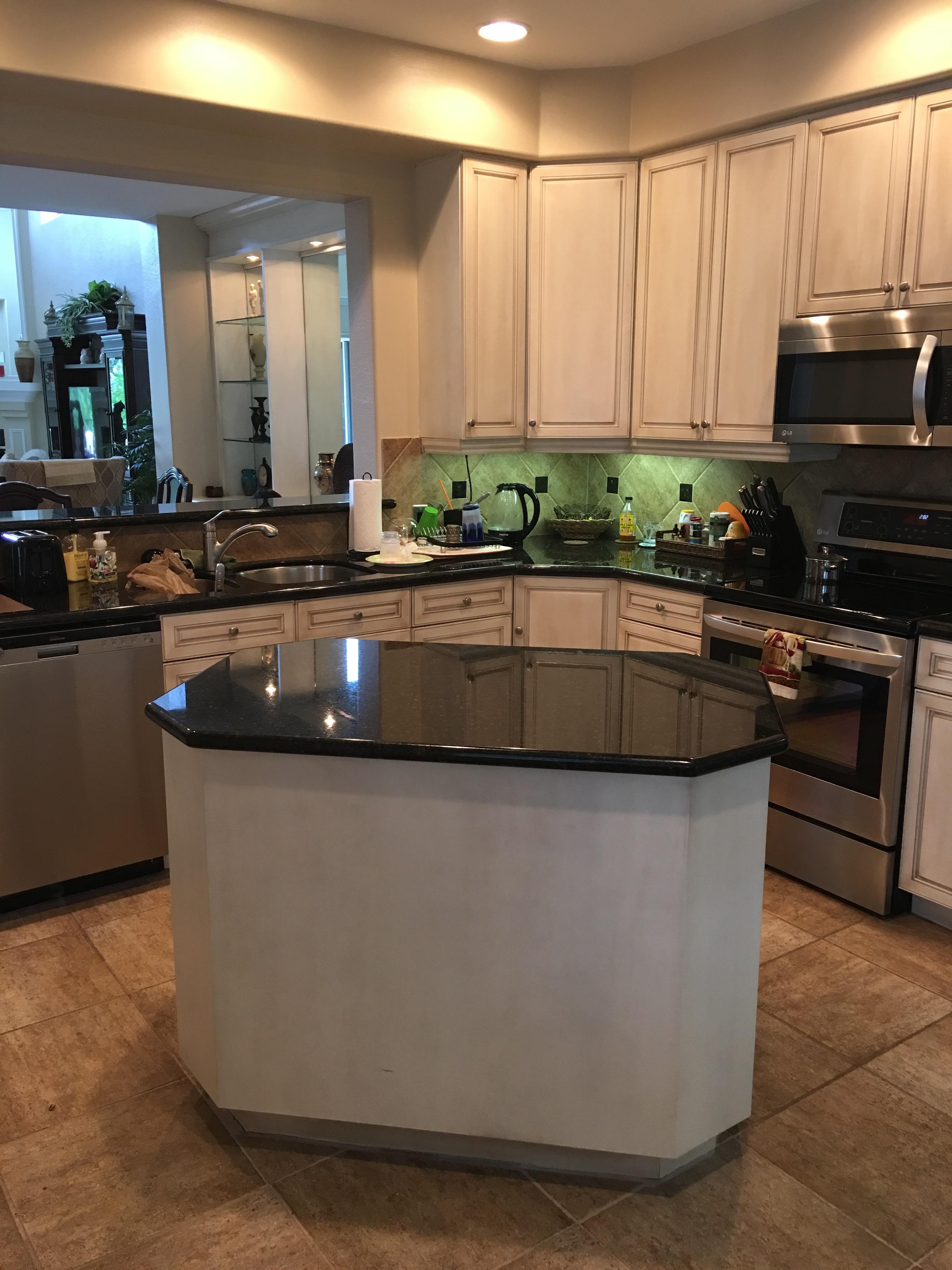 Remaking Kitchen Cabinets