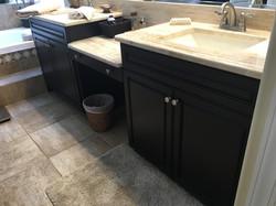 Remaking Bathroom Cabinets
