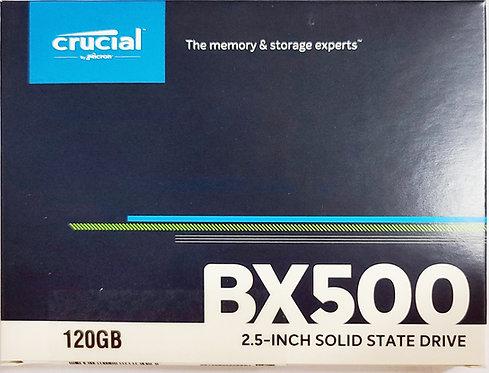 Crucial BX500 3D NAND SATA 2.5-Inch Internal SSD (CT-BX500SSD1)